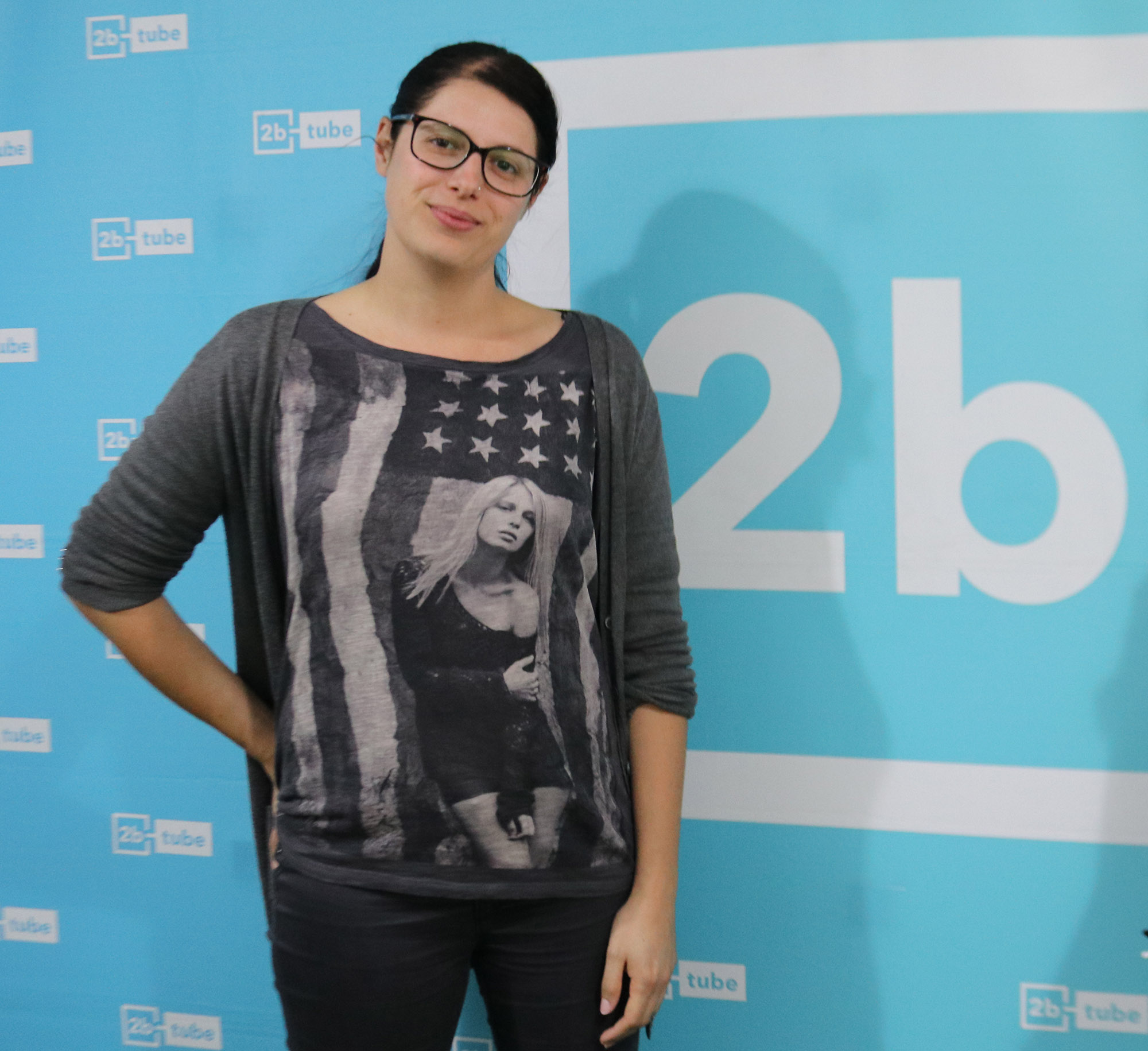 Patricia Gonzalez, directora de Marketing de 2b-tube