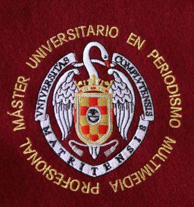 Logo del Master en Periodismo Multimedia Profesional de la Universidad Complutense de Madrid